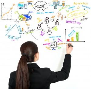 Lady-Strategizing-on-White-Board